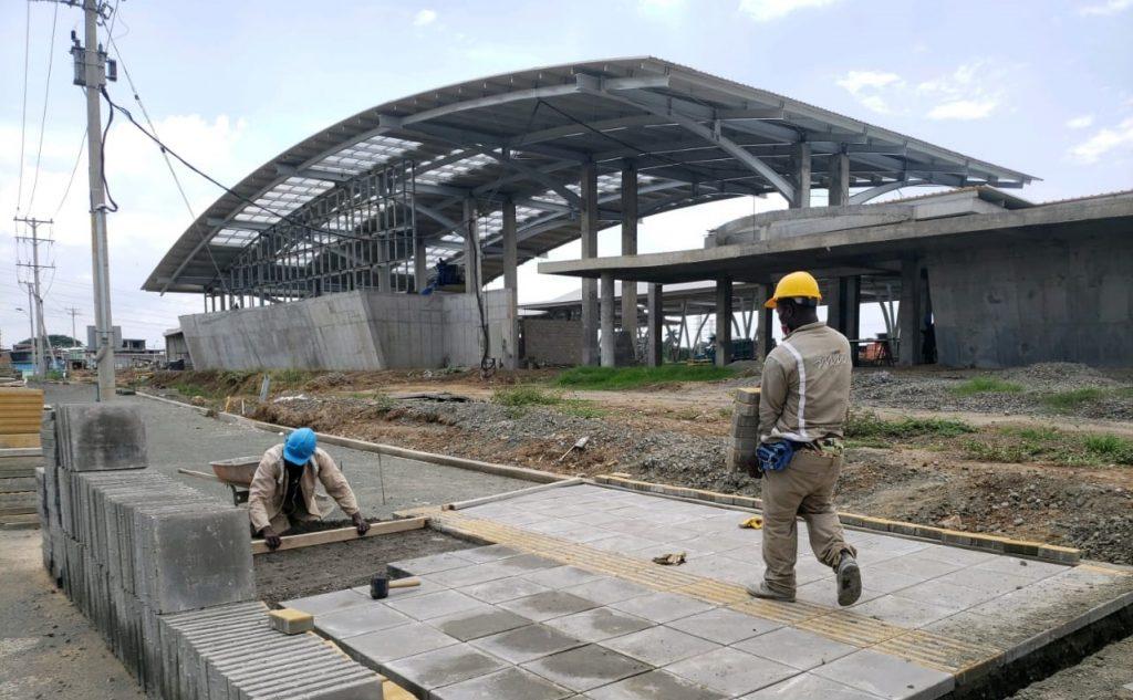 Terminal Aguablanca